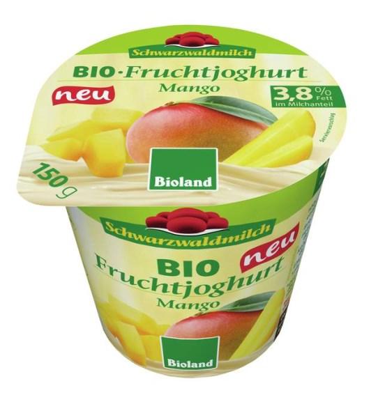 LOGO_Bio Fruchtjoghurt 150g verschiedene Sorten