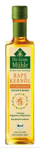 LOGO_BIO Raps-Kernöl BUTTERGESCHMACK, Kochen & Backen