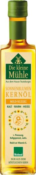 LOGO_BIO Sonnenblumen-Kernöl MILD-NUSSIG, kalt-warm-heiß