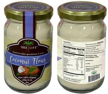 LOGO_TreeLife coconut flour