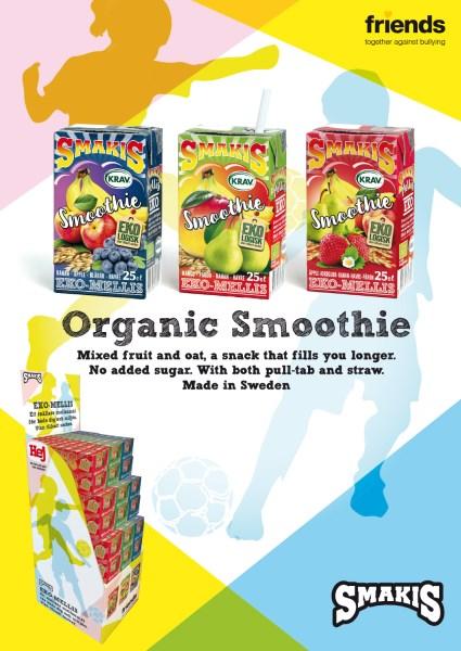 LOGO_Smakis Smoothie Organic Product ENG