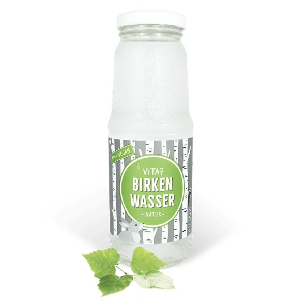 LOGO_100% organic birch water & 100% organic birch water bilberry