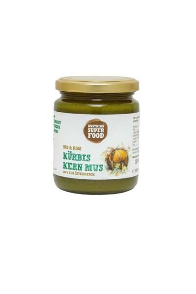 LOGO_Organic RAW Austrian Pumpkin Seed Butter