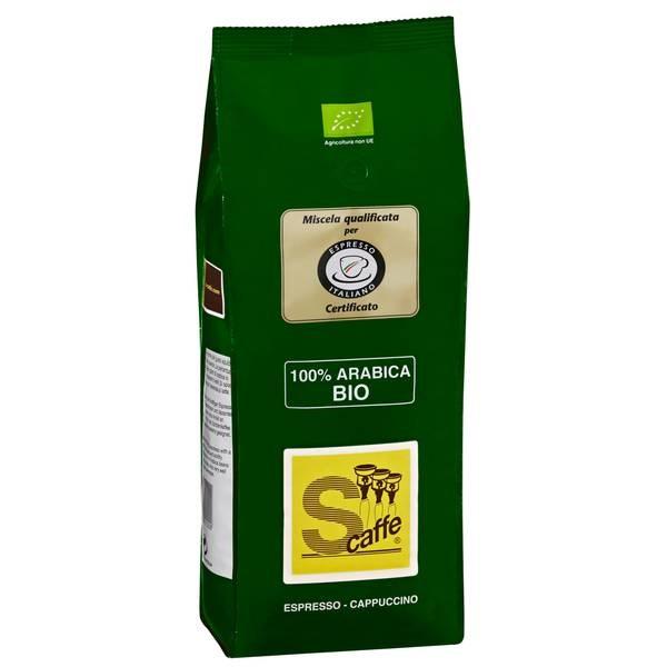 LOGO_Caffè Espresso Bio 100 % Arabica