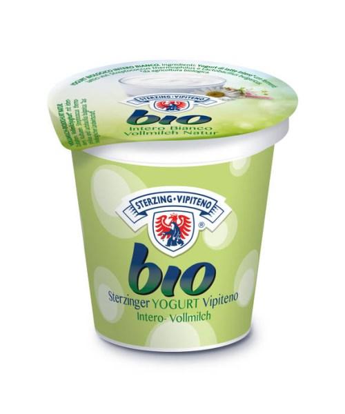 LOGO_Organic Yogurt 125g