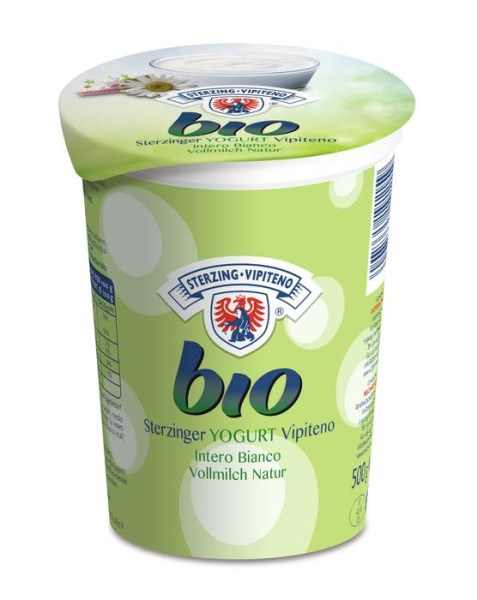 LOGO_Organic yogurt plain 500g