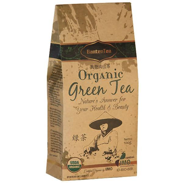 LOGO_Organic Green Tea