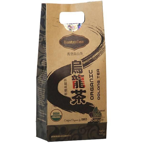 LOGO_Organic Oolong Tea