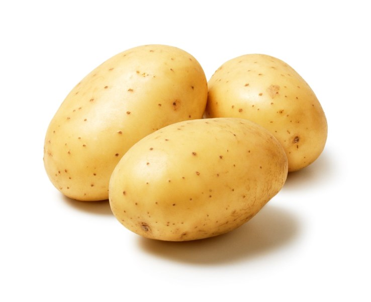 LOGO_Organic Potato