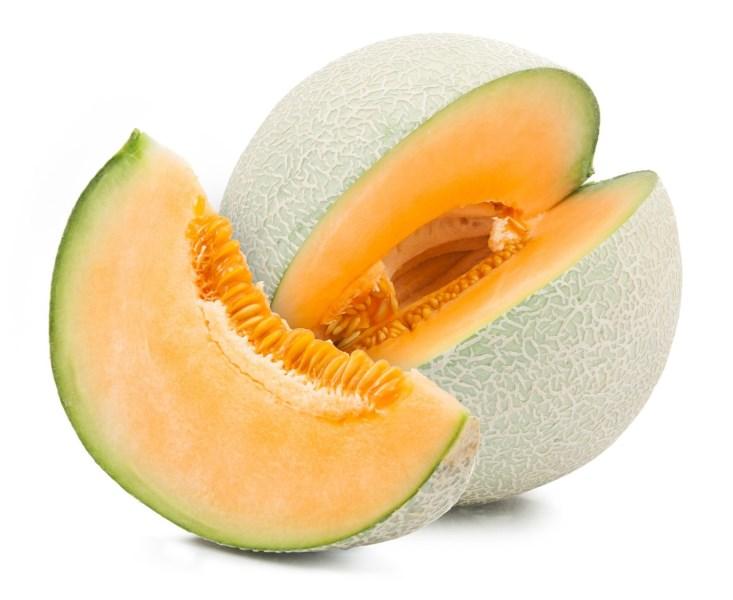 LOGO_Organic melon: (Melon, Sandia)