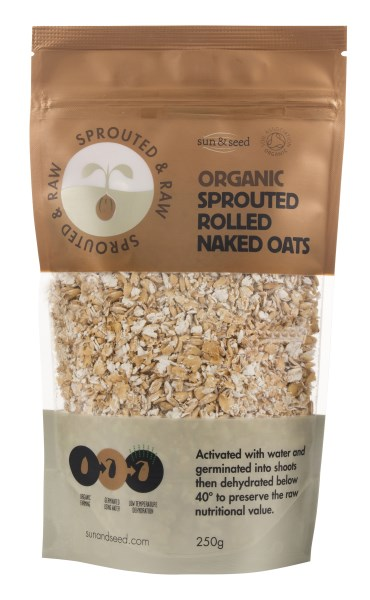 LOGO_Sprouted & Raw Organic Rolled Oats