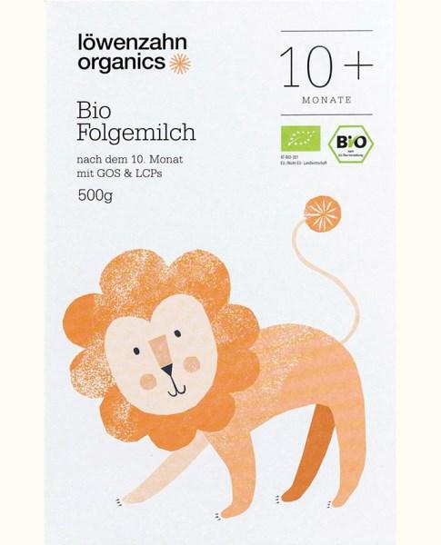 LOGO_Löwenzahn Organics Folgemilch 10+
