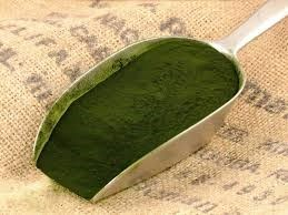 LOGO_Organic Spirulina Powder & Tablets