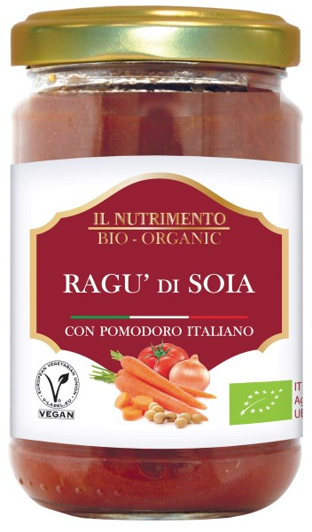 LOGO_Tomato Sauce with Soy Bolognese style