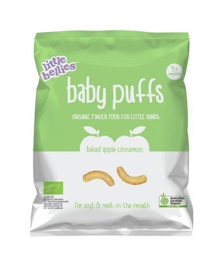 LOGO_Baby Puffs Apple & Cinnamon