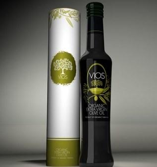 "LOGO_""VIOS"" Organic Extra Virgin Olive Oil"