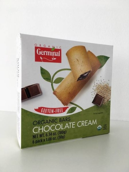 LOGO_CHOCOLATE CREAM BAR GERMINAL ORGANIC