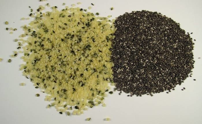 LOGO_Organic Hemp and Chia Seeds