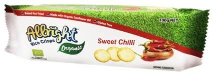 LOGO_ORGANIC RICE CRISPS-Sweet Chili
