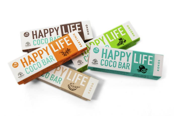 LOGO_HAPPYLIFE COCO BAR - Bio Kokosnussriegel