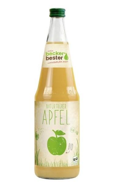 LOGO_BIO Naturtrüber Apfel