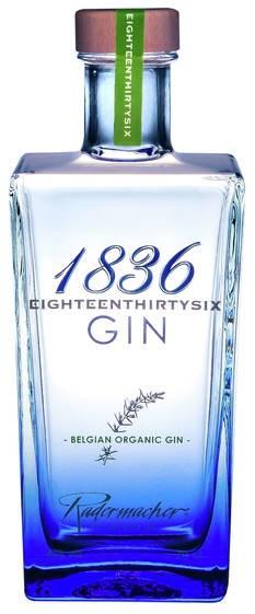 LOGO_1836 Organic Gin 0,70L 43%vol