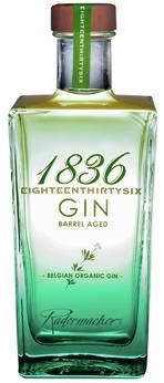 LOGO_1836 Organic Barrel Aged Gin 0,70L 42%vol