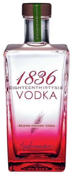LOGO_1836 Organic Vodka 0,70L 40%vol