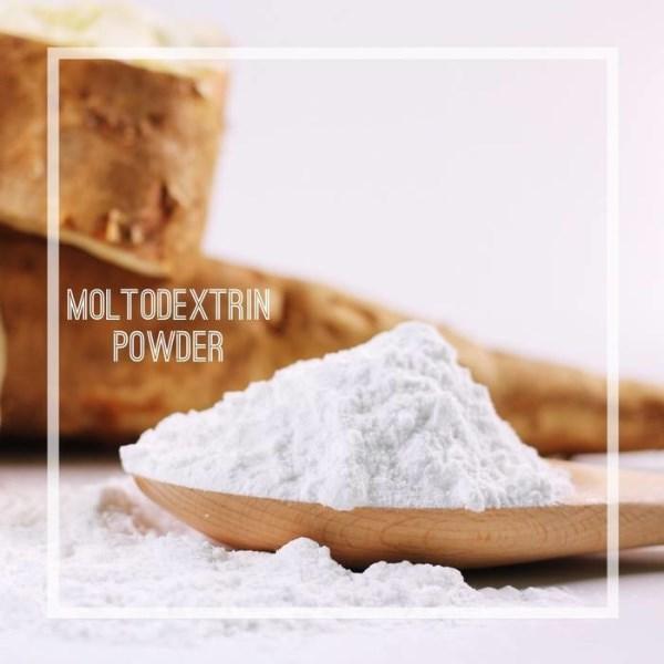 LOGO_Organic Tapioca Maltodextrin