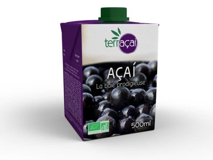 LOGO_Terraçaí Organic Açaí Drink 500mL