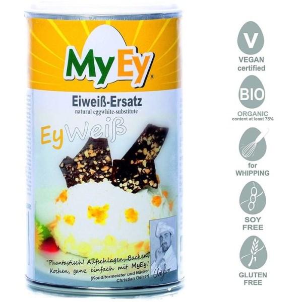LOGO_EyWeiß - eggwhite substitute
