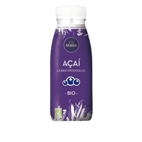 LOGO_Nossa Organic Açaí Drink 250mL