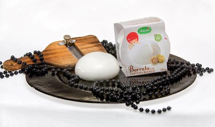 LOGO_Burrata with White Truffles