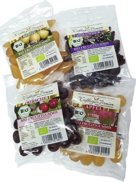 LOGO_Kreßberger Premium Birne BIO-Fruchtgummis