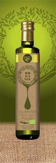 LOGO_ELASION - Organic EXTRA Virgin Olive Oil