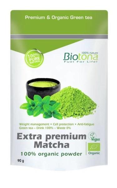 LOGO_Biotona Bio Extra Premium Matcha