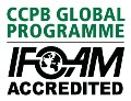 LOGO_CCPB GLOBAL PROGRAMME – IFOAM Accredited