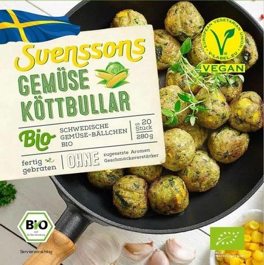 LOGO_Bio Vegane Gemüse Köttbullar