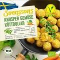 LOGO_Organic Vegan Crunchy Vegetable Köttbullar