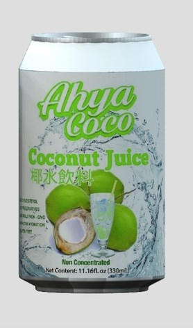 LOGO_Organic Canned Coconut Juice