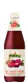 LOGO_Unser BIO Sortiment 0,5 Liter Glasflasche