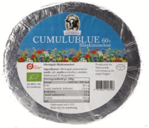 LOGO_CumuluBlu Naturmælk, traditional strong blue cheese