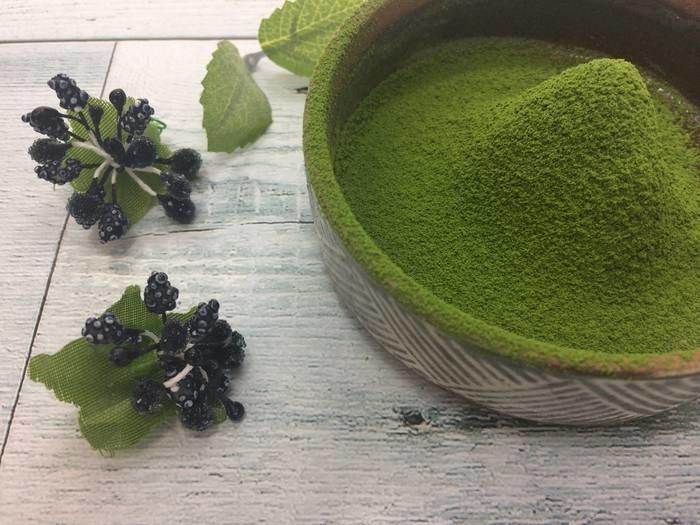 LOGO_Organic Pure Japanese Matcha