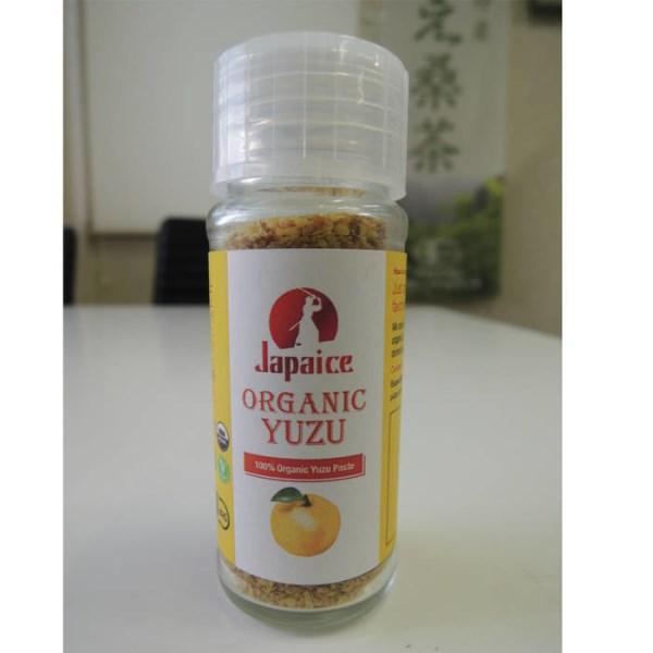 LOGO_Japaice Organic yuzu