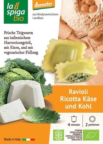 LOGO_Ravioli with Ricotta cheese and Kale