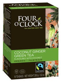 LOGO_Coconut Ginger Green Tea