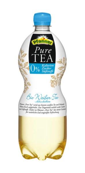 LOGO_Pure Tea Bio Weißer Tee