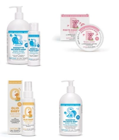 LOGO_Linea Baby_ Natural and organic cosmetic