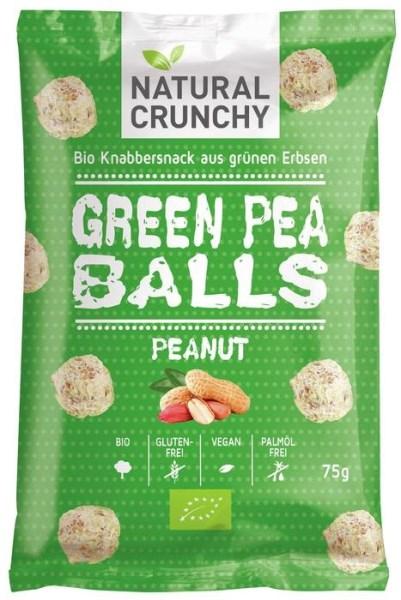 LOGO_Green Pea Balls – Bio Knabbersnack aus grünen Erbsen