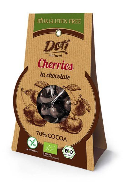 LOGO_Organic Cherries in Chocolate